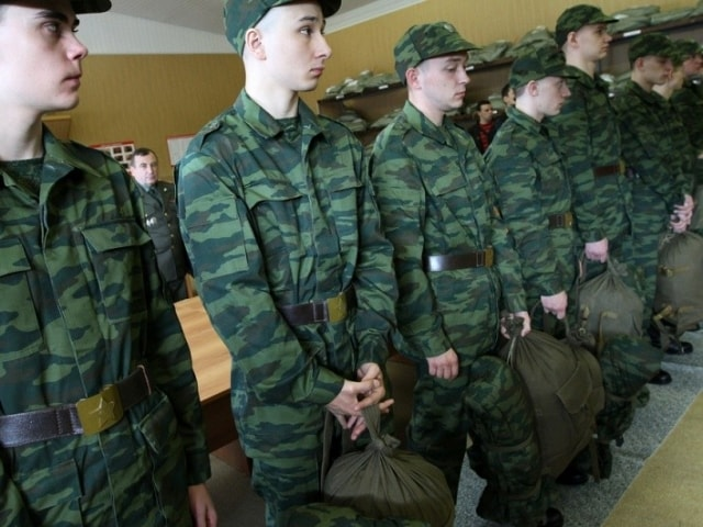 Как лечат плоскостопие в армии