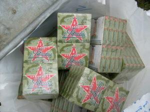 Табачные изделия для курящих