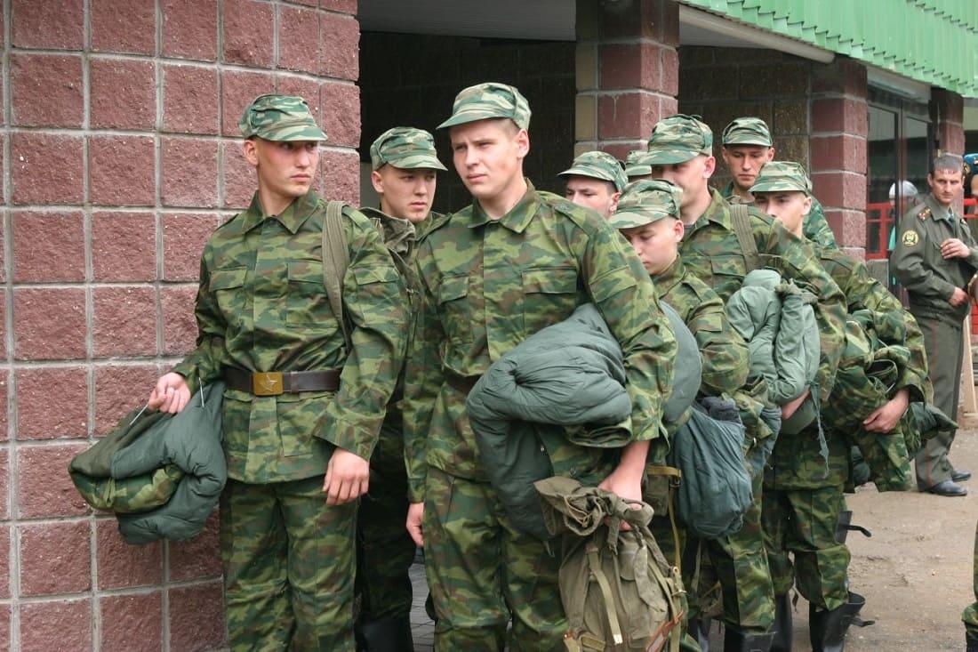 Негодность в армию - причины