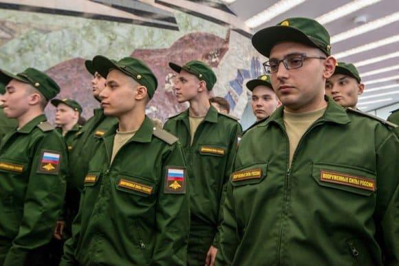 Нововведения в военном праве