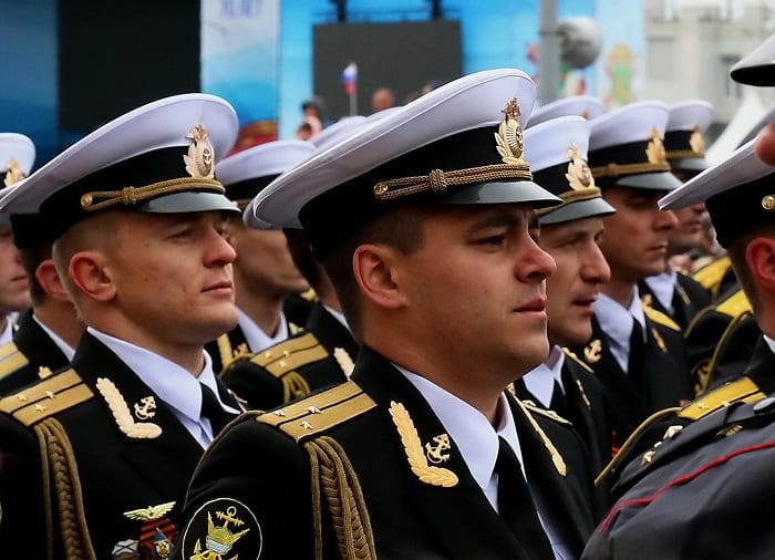 Призывной возраст офицерского состава