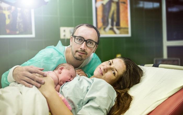Рождение ребенка при наличии усыновленного