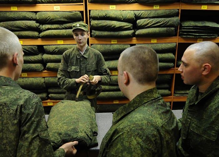 Новый порядок призыва в армию