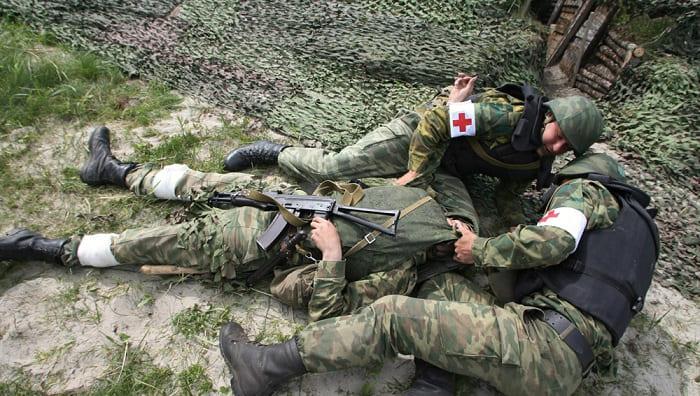 Обязанности военного врача