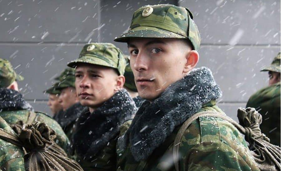 Зарплата солдата срочной службы в России