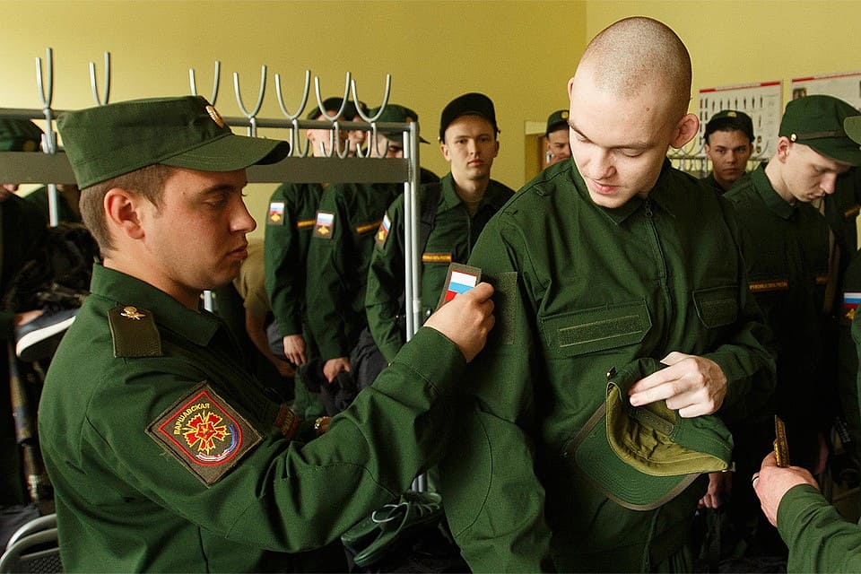 Неправильный прикус и армия