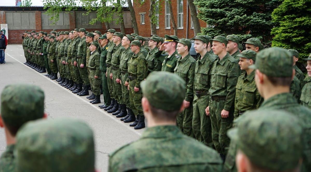 Какой срок службы в армии России - будут ли изменения