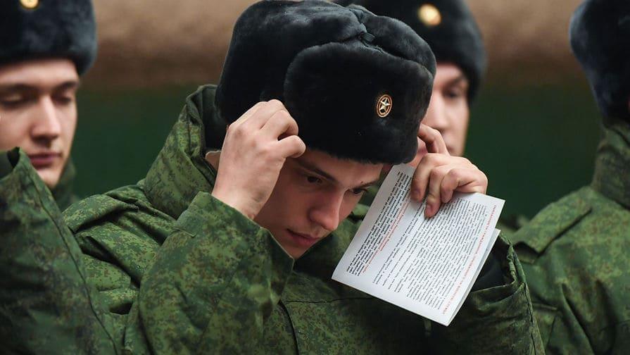 Сколько будут служить срочники в России