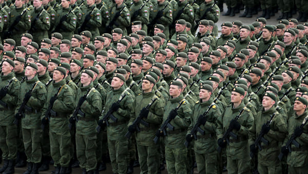 Помощь призывникам в Москве