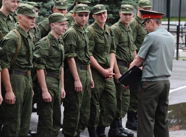Внешний вид солдата