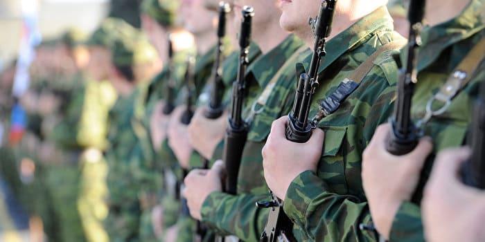 Военная служба в России