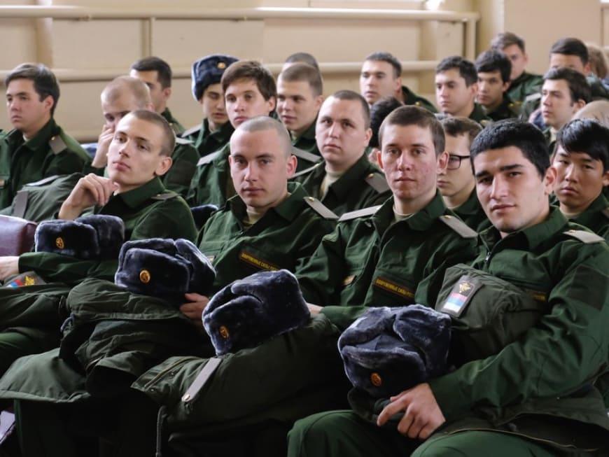 Военный билет без армии