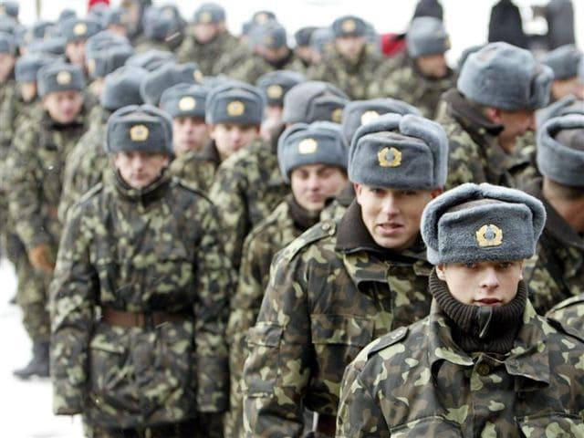 Воинская служба в РФ